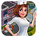 Doctor dash: Hospital game icon