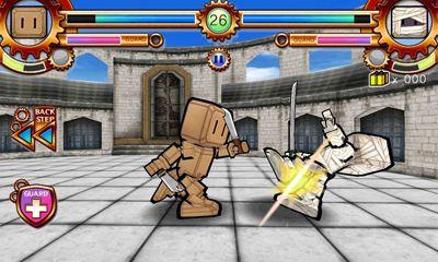 Battle Robots! screenshot 1