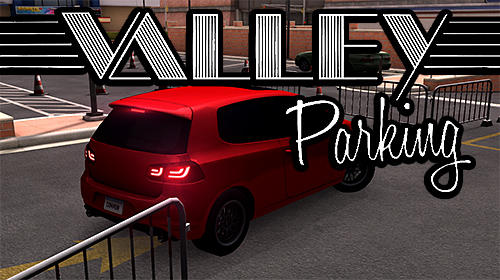 Valley parking 3D captura de pantalla 1