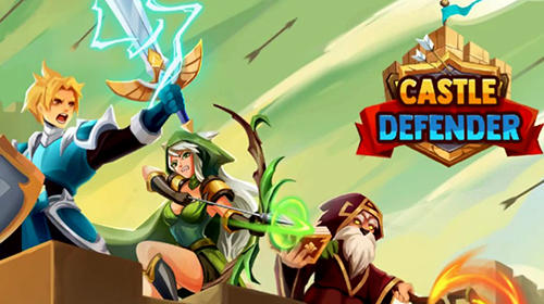 Castle defender: Hero shooter capture d'écran 1