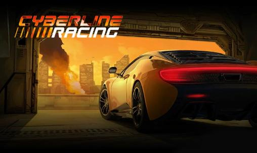 Cyberline racing Screenshot