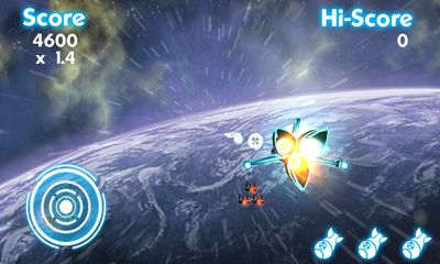 Space Wars 3D for Android