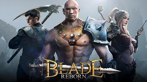 logo Blade: Wiedergeboren
