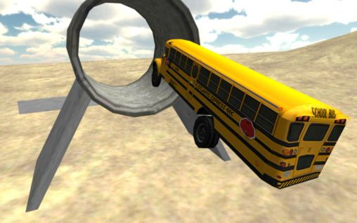 School bus driving 3D für Android