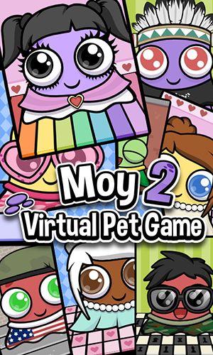 Moy 2: Virtual pet game Screenshot