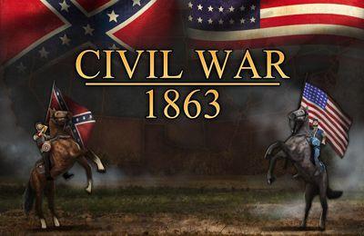 логотип Громадянська Війна 1863