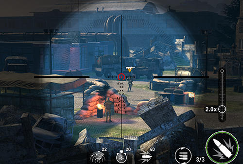 Sniper: Ghost warrior für Android