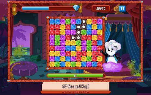 Arcade-Spiele: Lade Diamond Dash auf dein Handy herunter