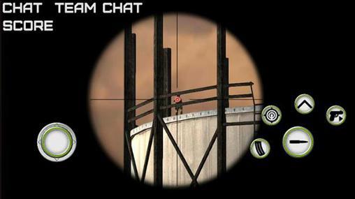 Capturas de tela de Modern wars: Online shooter