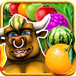 Farm blast 3D Symbol