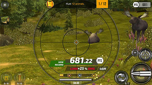 Wild hunt: Sport hunting game in Russian