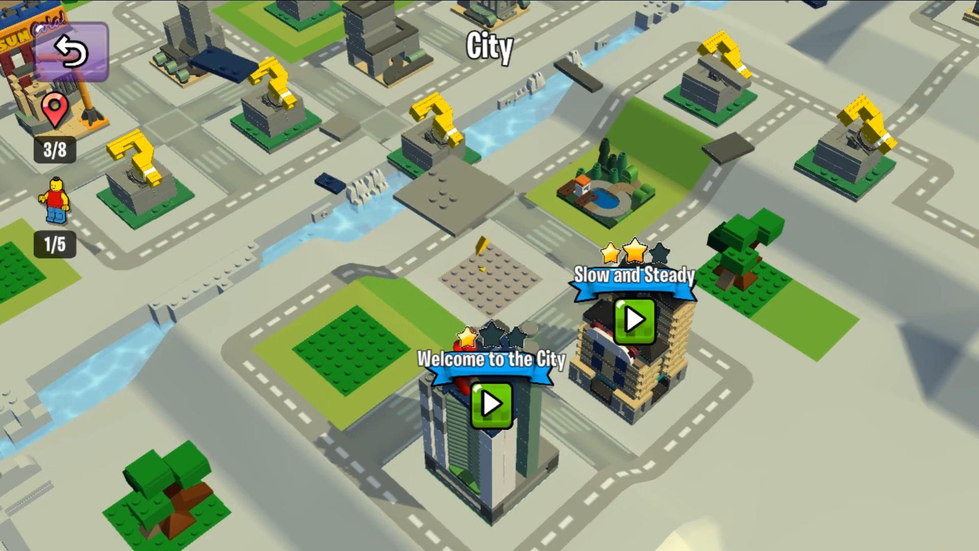 LEGO® Racing Adventures captura de tela 1