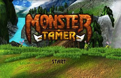 logo Monster Tamer