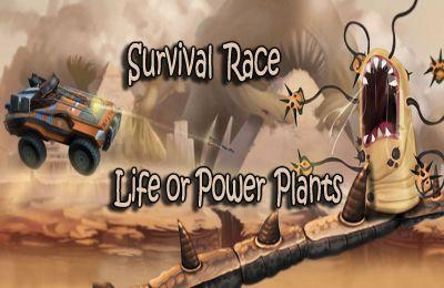 logo Das Überlebensrennen - das Leben oder Macht der Pflanzen