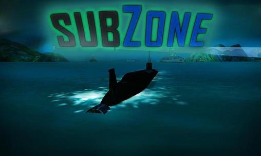 Subzone: Multiplayer submarine wars screenshot 1