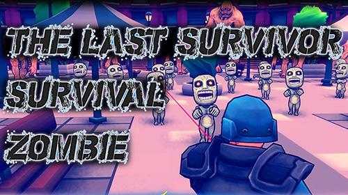 The last survivor: Survival zombie Screenshot