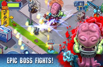 Monster Shooter 2: Back to Earth for iPhone