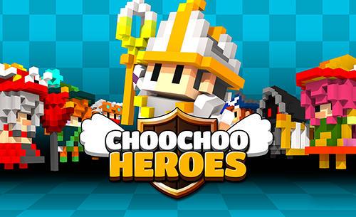 Choochoo heroes captura de pantalla 1