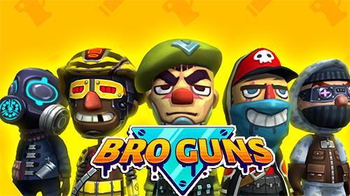 Capturas de tela de Bro guns