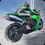 Moto extreme racing Symbol