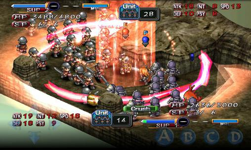 Generation of chaos for Android