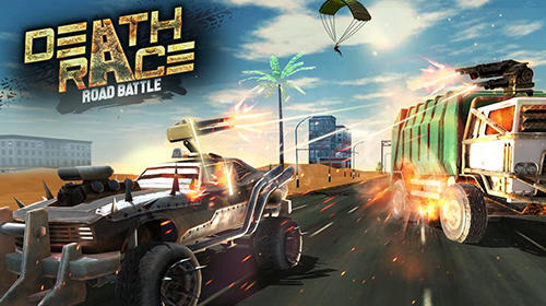 Death race: Road battle скріншот 1