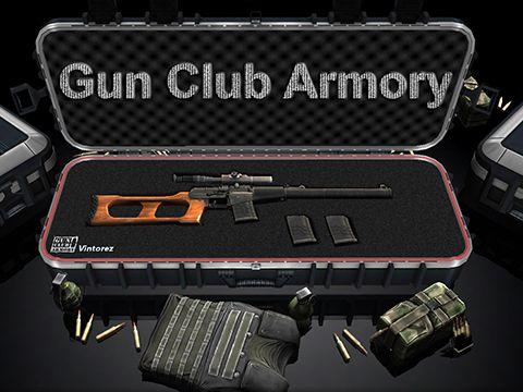 Gun club: Armorycapturas de pantalla