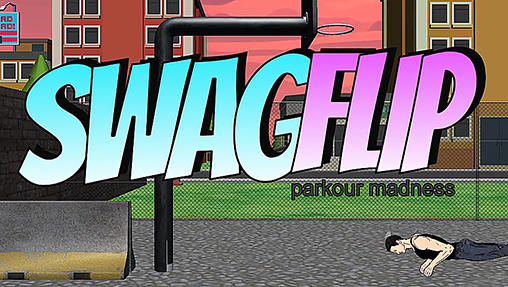 Swagflip: Parkour Madness capture d'écran 1