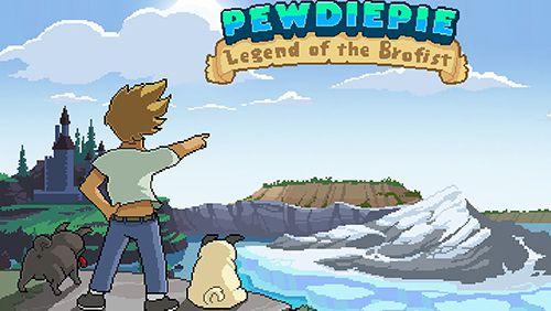 logo PewDiePie: Legende der Brofist