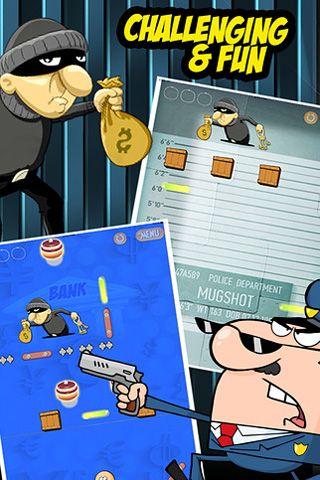 Arcade-Spiele: Lade Cops und Räuber auf dein Handy herunter