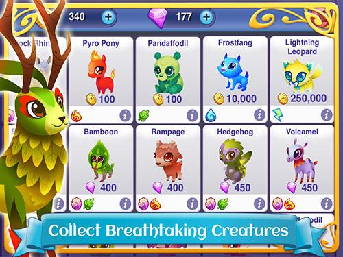 Fantasy forest: Summer games für Android