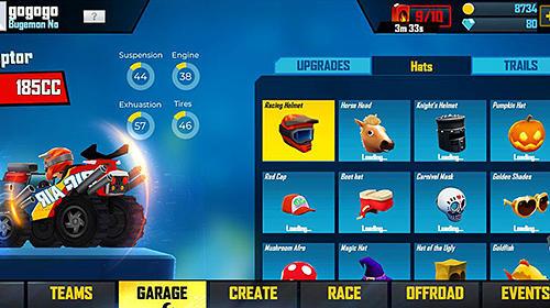Jogos de arcade Motocraftpara smartphone