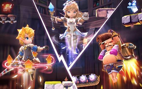 RPG-Spiele Jump arena: PvP online battle für das Smartphone