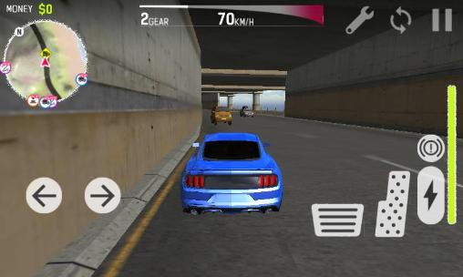 Car driving: Racing simulator pour Android
