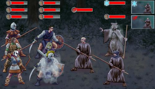 Tales of Illyria: Fallen knight for Android