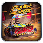 Clash for speed: Xtreme combat racing Symbol