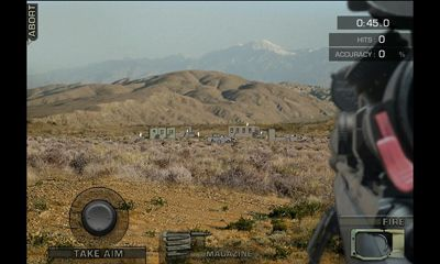 Sniper games Tactical Assassin in English