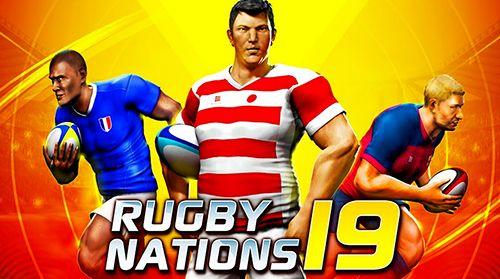 ロゴRugby nations 19