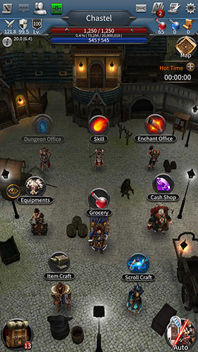 Call of chaos screenshot 1
