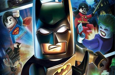 logo LEGO Batman: DC Die Superhelden
