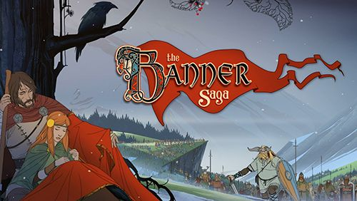 Screenshot Banner Saga auf dem iPhone