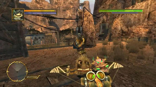 Oddworld: Stranger's wrath für Android