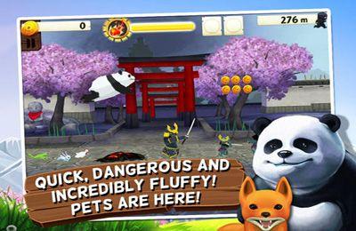 Screenshot Mini Ninjas auf dem iPhone