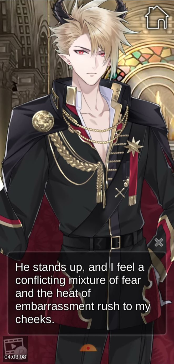 Sins of the Everlasting Twilight: Otome Romance capture d'écran 1