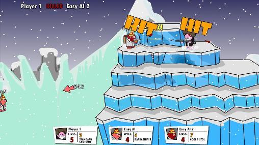 Actionspiele Mayhem gun crazy 2 für das Smartphone