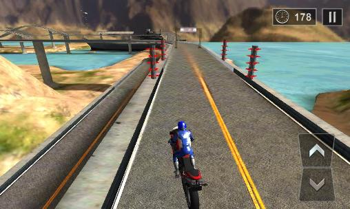 Extreme bike stunts 3D für Android