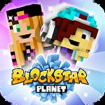 Blockstar planet icône