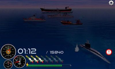Silent Submarine screenshot 1