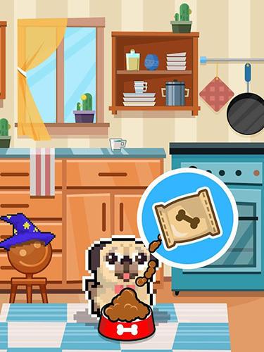 Tal der Blöcke: Dein Virtuelles Haustier für iPhone