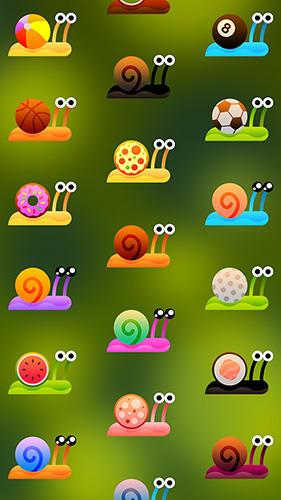 Arcade-Spiele: Lade Schneckenfahrt auf dein Handy herunter